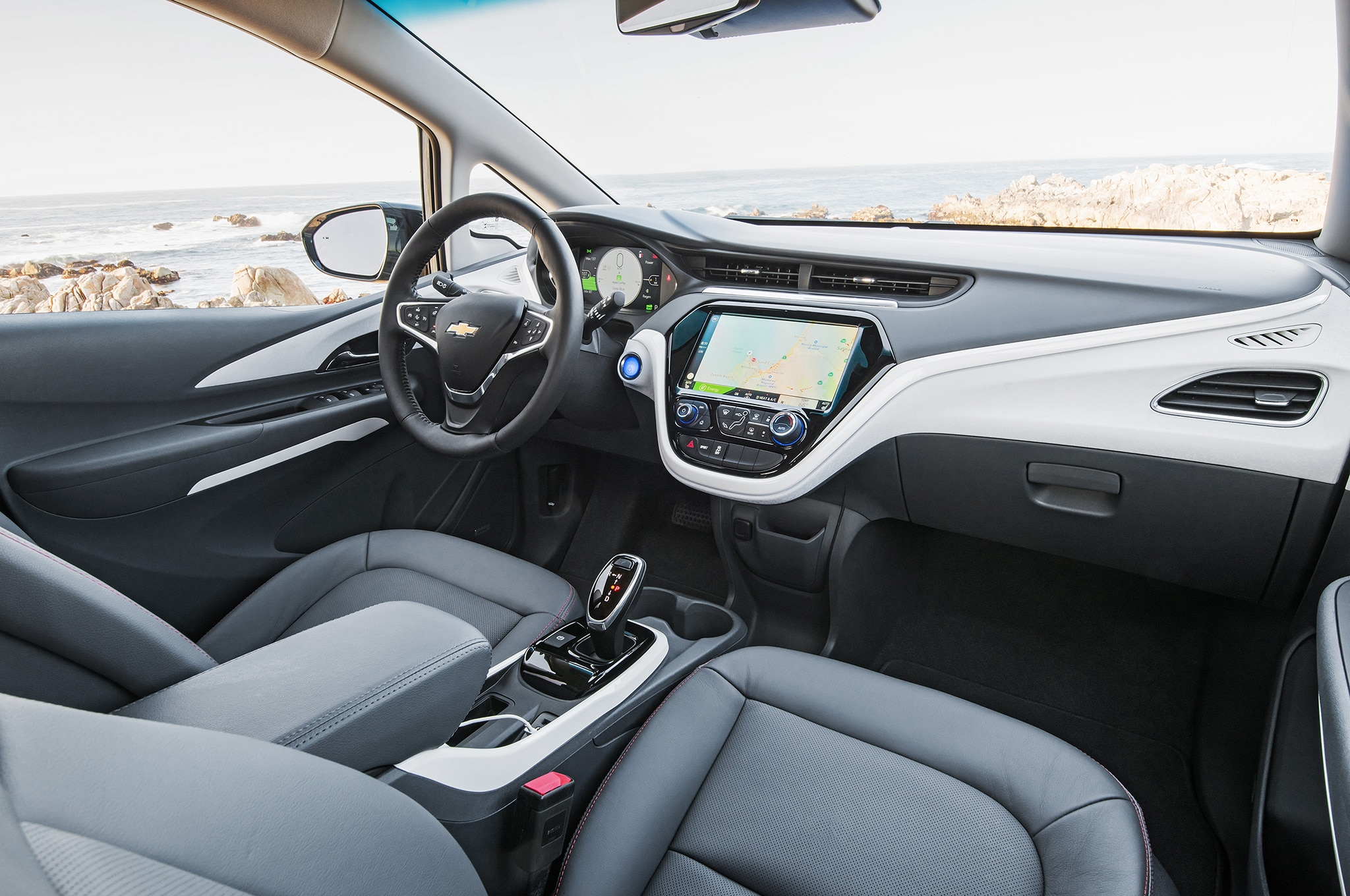 2017 Chevrolet Bolt EV Interior 2